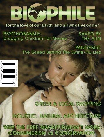 9 7 7 1 8 1 3 1 3 9 0 0 3 2 8 - Biophile Magazine