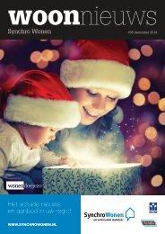 Synchro Wonen Woonnieuws #6 December