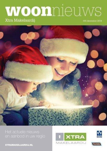 Xtra Makelaardij Woonnieuws #5 December