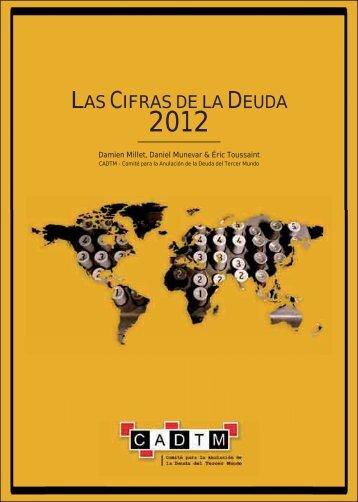 Las cifras de la deuda 2012 - Viento Sur
