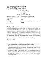 JOB DESCRIPTION Job Title Customer Engagement Officer ...