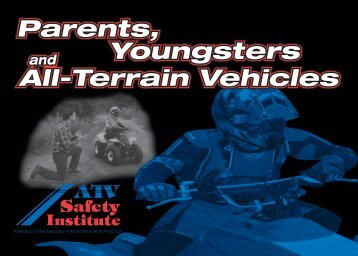 Parents, Youngsters, and All-Terrain Vehicles - oregonlive.com ...