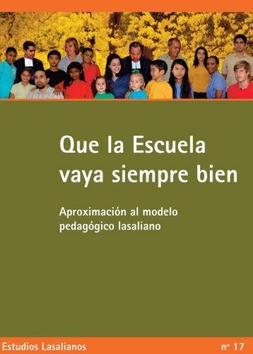 EstudiosLasalianos 17 - Hermanos de las Escuelas Cristianas