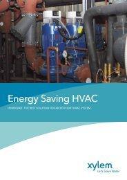 Energy Saving HVAC - Lowara