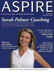 Download - Aspire Magazine