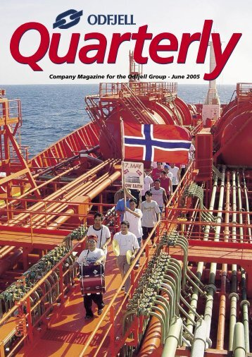 Quarterly June 2005 - Odfjell