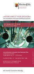 Flyer 201109.indd - Stadt der Wissenschaft