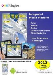 Integrated Media Platform - Industrysourcing.com
