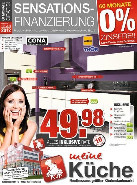 2012 60 MONA TE - Meine Küche Kassel