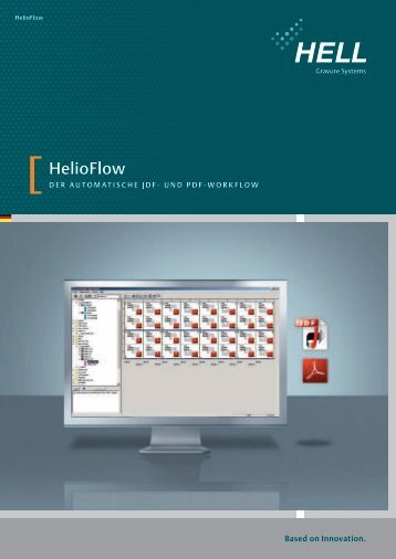 HelioFlow - hell gravure systems