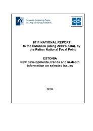 Estonian report 2011 - Tervise Arengu Instituut
