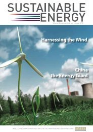 Harnessing the Wind China the Energy Giant - Mees.com