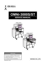 DC-200/300 Service Manual - Rice Lake Weighing Systems