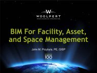 BIM For Facility, Asset, and Space Management - Directrouter.com
