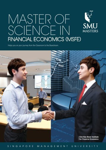 Brochure - Sim Kee Boon Institute for Financial Economics ...