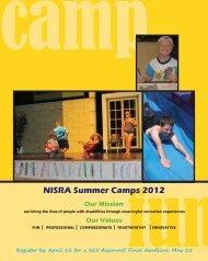 NISRA Summer Camps 2012 - Woodstock Community Unit School ...
