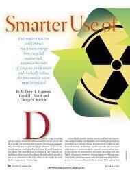 Fast Neutron Reactors - W2agz.com