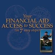 FINANCIAL AID ACCESS to SUCCESS - Ventura College