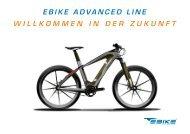 EBIKE Katalog 2014 - e-bike schahl OHG stuttgart