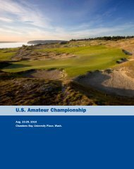 U.S. Amateur Championship - USGA