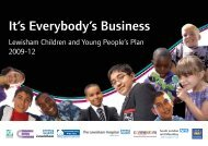 Children and Young People's Plan 2009-12 - London Borough of ...