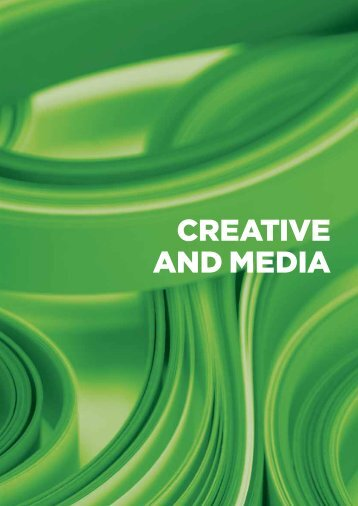 CREATIVE And MEdIA - City & Guilds