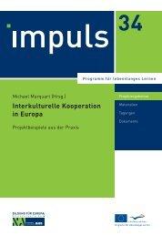 Interkulturelle Kooperation in Europa - Starthilfe Mobilität - NA-BIBB