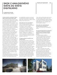 rozhovor s janem kratochvílem - Architekt