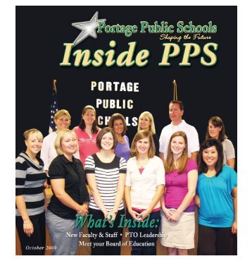 District News - Portage Public Schools