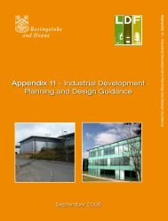Appendix 11 - Basingstoke and Deane Borough Council