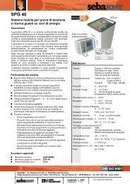 535 KB - Volta SpA