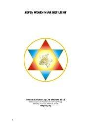 folder - Theosofische Vereniging in Nederland
