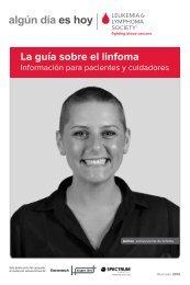 La guía sobre el linfoma