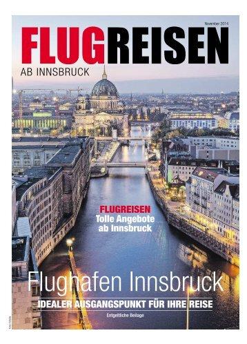 Flugreisen Innsbruck_141121