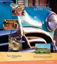 Route 3 RetRo touR - New Hampshire