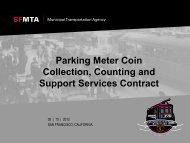 Parking Meter Coin Collection, Counting and Support Services ...