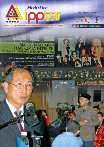 Buletin IPPTAR Bil. 3/2012