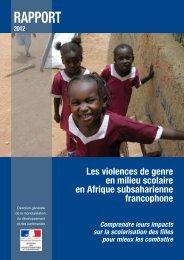 Rapport en pdf - France-Diplomatie-Ministère des Affaires étrangères
