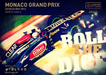 MONACO GrANd prix - Research-racing.de