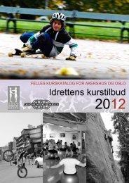Kurskatalogen 2012_nettutgaven.pdf - Norges idrettsforbund