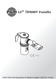 LC ® SPRINT Familie