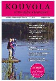 Nro 2/2011 - Kouvola