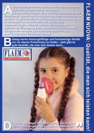 Inhalationsgeräte Flaem-Nuova - Ferdinand Menzl Medizintechnik ...