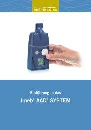 Das I-neb® AAD®-System Produkteigenschaften