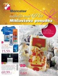 Market ali Hipermarket - Mercator