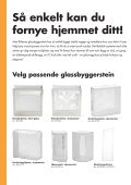 Bygg en glassvegg! - Biltema - Page 2