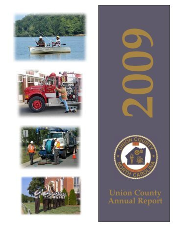 Union County Annual Report