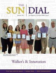 Walker's & Innovation - The Ethel Walker School
