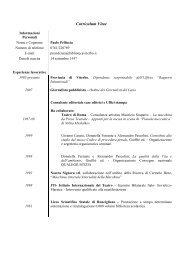 Paolo Pelliccia - Biblioteca consorziale di Viterbo