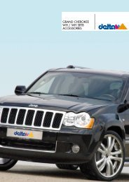 GRAND CHEROKEE WH / WH SRT8 ACCESSORIES - Auto-Stieger